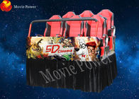 Commercial game machine 5d 7d 9d cinema simulator multiplayer