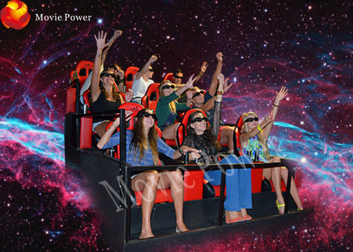 Amusement park rides interactive children game home theater CE