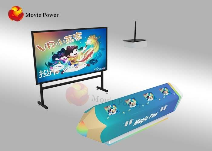 FRP + Steel Sensory Room Kids Projector Game Interactive Wall Projection