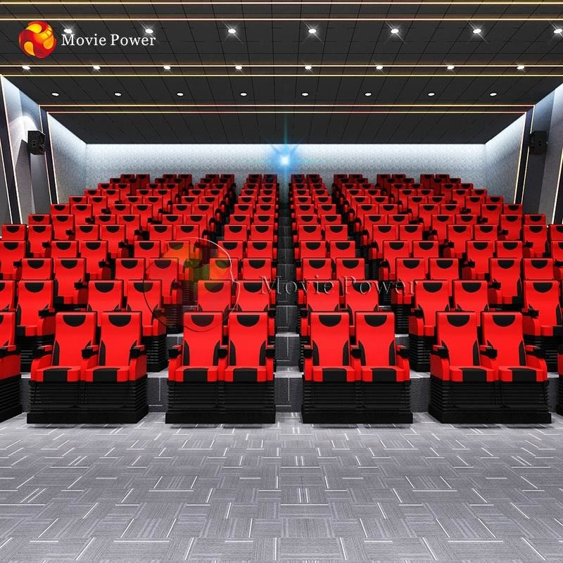 3d 4d 5d 6d Cinema Theater Movie 3.75KW Motion Chair Seat